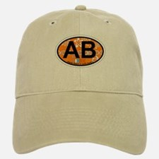Atlantic Beach NC - Oval Design Baseball Baseball Cap