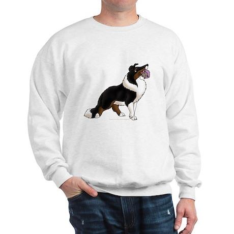 Collie Pup Sweatshirt