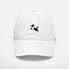 Border Collie Pup Baseball Baseball Cap
