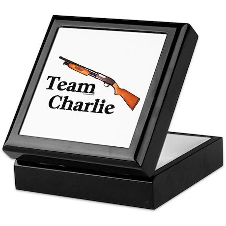 Team Charlie Keepsake Box