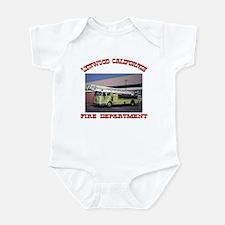 Lynwood Fire Department Infant Bodysuit