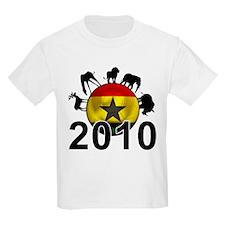 Ghana World Cup 2010 T-Shirt