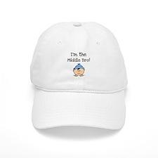 I'm the Middle Bro Baseball Cap