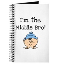 I'm the Middle Bro Journal
