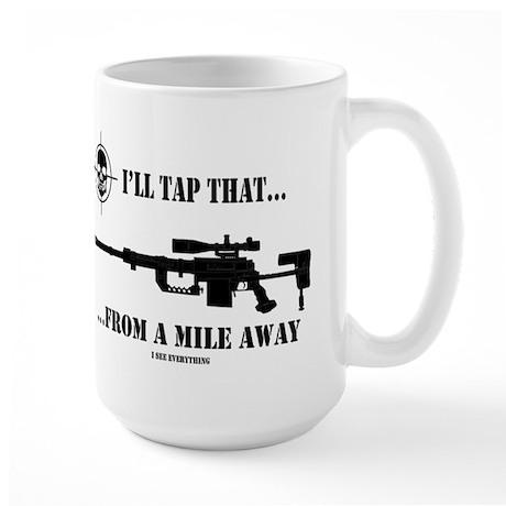 I'LL TAP THAT Large Mug