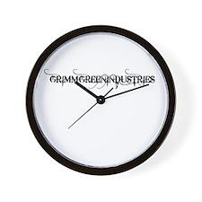 Industries Wall Clock