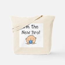 I'm the New Bro Tote Bag
