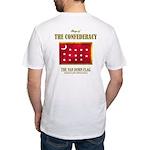 Van Dorn Flag Fitted T-Shirt