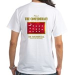 Van Dorn Flag White T-Shirt