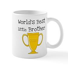 World's Best Little Brother Mug