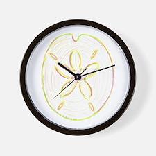 Sanddollar ALD Wall Clock