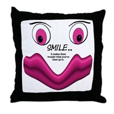 All for the Fun of it...... Throw Pillow