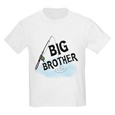 Fishing Big Brother T-Shirt