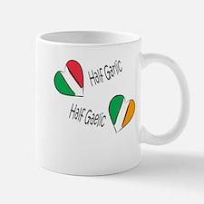Half Garlic/Half Gaelic Mug