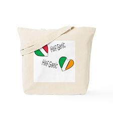 Half Garlic/Half Gaelic Tote Bag