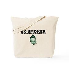 Ex-Smoker Tote Bag