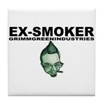 Ex-Smoker Tile Coaster