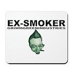 Ex-Smoker Mousepad