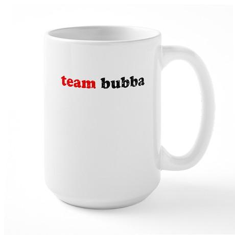 Team Bubba Large Mug