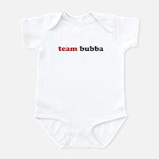 Team Bubba Infant Bodysuit