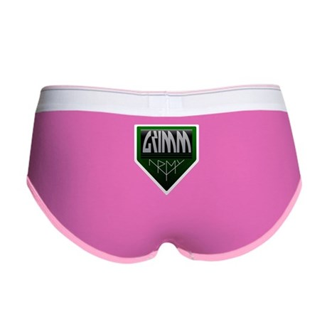 Army Women's Boy Brief