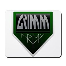 Army Mousepad