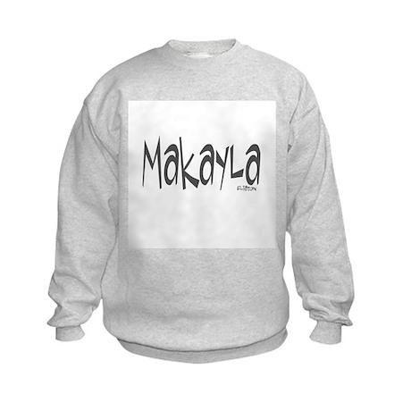 Makayla Kids Sweatshirt