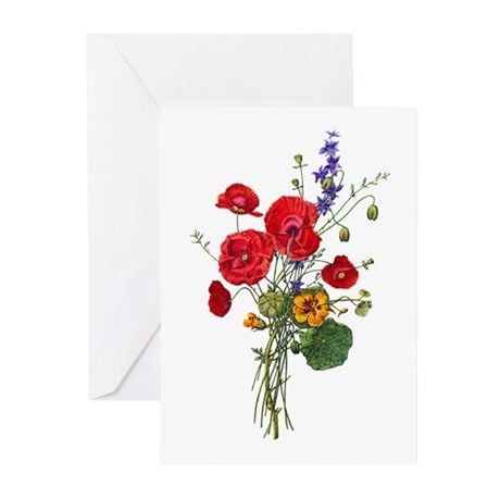Jean Louis Prevost Greeting Cards (Pk of 20)