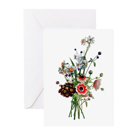 Jean Louis Prevost Greeting Cards (Pk of 10)