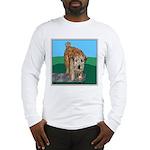 UNHAPPY CAMPER Long Sleeve T-Shirt