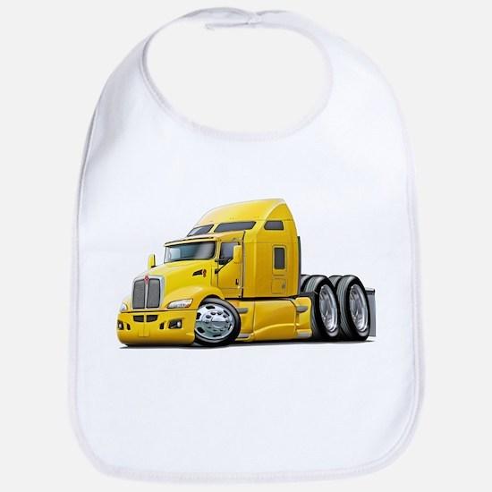 Kenworth 660 Yellow Truck Bib