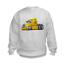 Kenworth 660 Yellow Truck Sweatshirt