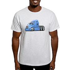 Kenworth 660 Lt Blue Truck T-Shirt