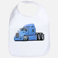 Kenworth 660 Lt Blue Truck Bib