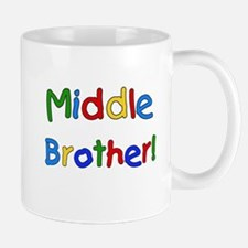 Colors Middle Brother Mug