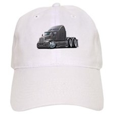 Kenworth 660 Grey Truck Baseball Cap