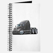 Kenworth 660 Grey Truck Journal