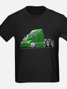 Kenworth 660 Green Truck T