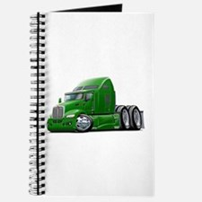 Kenworth 660 Green Truck Journal