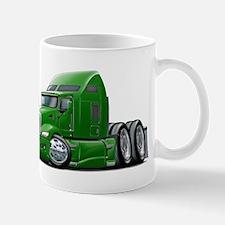 Kenworth 660 Green Truck Mug