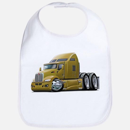 Kenworth 660 Gold Truck Bib