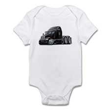 Kenworth 660 Black Truck Infant Bodysuit
