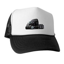Kenworth 660 Black Truck Trucker Hat