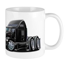Kenworth 660 Black Truck Mug