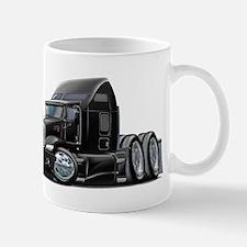 Kenworth 660 Black Truck Mug