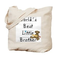 Bear Little Brother Tote Bag
