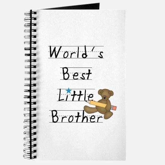 Bear Little Brother Journal