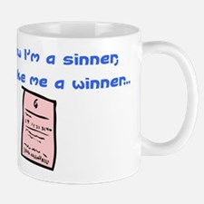 Lotter Prayer Mug