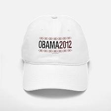 Obama 2012 Baseball Baseball Cap