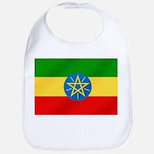 Flag of Ethiopia Baby Bib